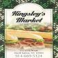 Kingsley's Market, Deli & Pizzaria