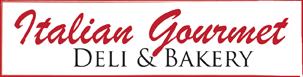 Italian Gourmet Catering