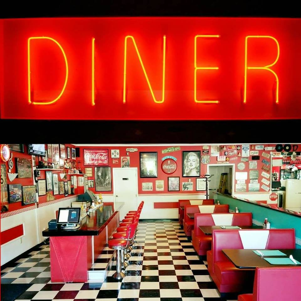 Famous 50's Diner