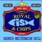 Royal Fish & Chips Mediterranean